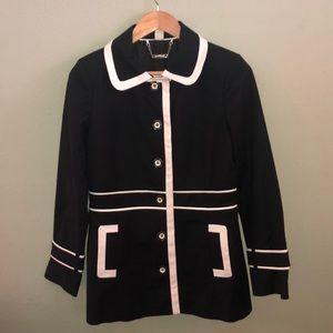 White House Black Market coat. Size 8